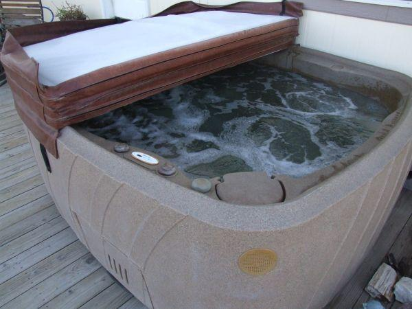 Jacuzzi great we have us 1