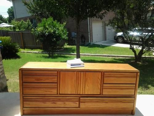 Superbe Dresser   Blackhawk Furniture From The Monterey