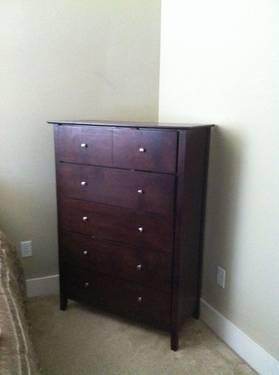 Dresser Side table queen size mattress metal queen size