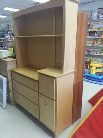 DRESSERS @ KIDS GALORE CONSIGNMENT.. 116 NORTH NOVA RD