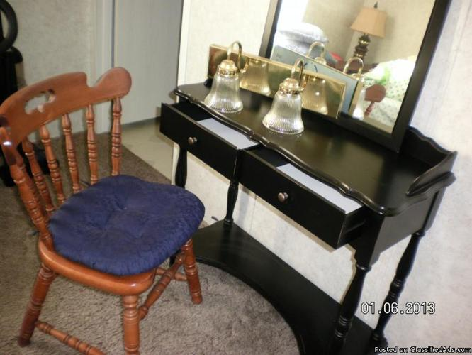 Dressing Table Chair Mirror Light For Above For Sale In