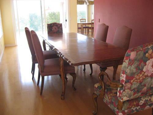 Drexel Heritage Dining Room Set For Sale In San Diego