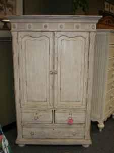 Drexel Studio Cabinet Crackle Finish Crestview Fl Pre