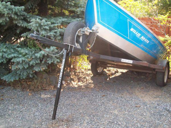 Drift Boat Trailer Stand - $125