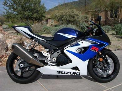 Drive it home today2006 SUZUKI GSXR 1000
