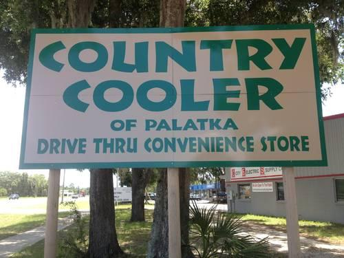 Drive-Thru Convenience Store