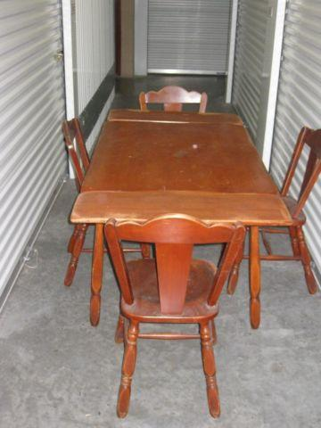 Drop Leaf Table Chairs By Consider H Willett For Sale In