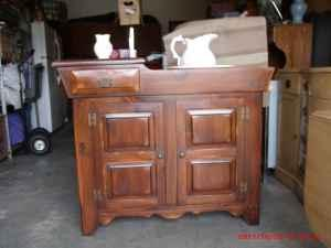 Dry Sink W Copper Insert Chesapeake Oh For Sale In