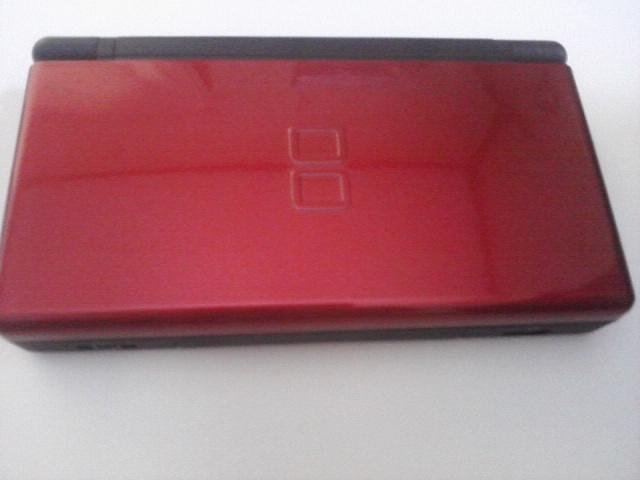 Ds Lite Red Gaming CONSOLE rarely used