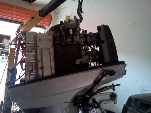 DT 40 Suzuki Outboard parts- carb,lower unit, ss prop, stator