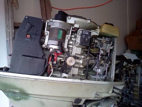 DT 55 hp suzuki Running outboard w good compression! plus ...