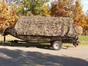 Duck Blind For Boat Avery Oakland City In For Sale In