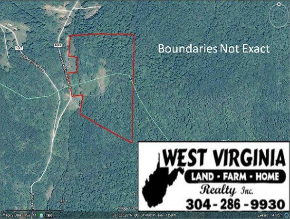Duck, WV Clay Country Land 30.000000 acre