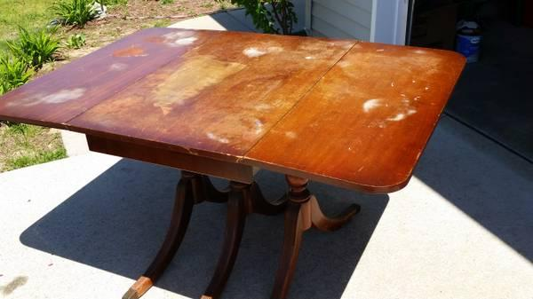 Duncan Phyfe Round Table For Sale In Michigan Classifieds Buy And Sell In Michigan Americanlisted