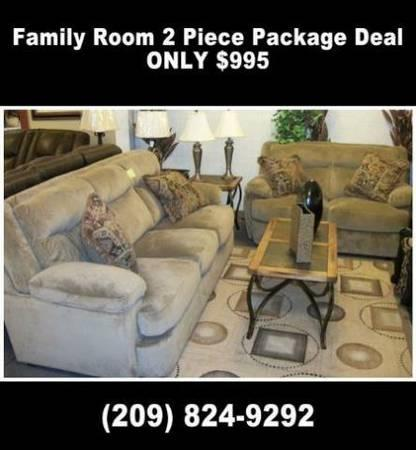 DURABLE 2 PIECE Dynasty ROOM Special - $995