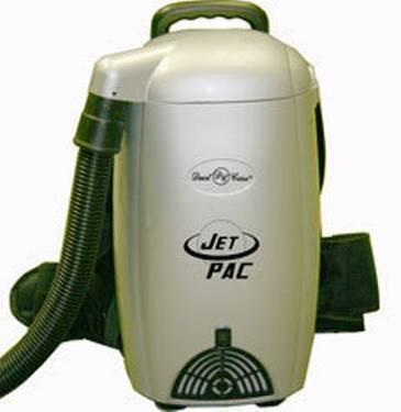 Dust Care Back Pack Vac