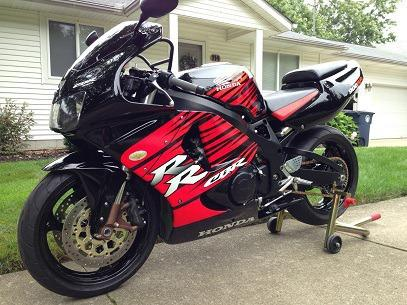 dv)~&^%#1998 Honda CBR900RR^~%~