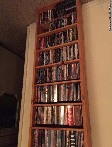 Dvd collection for sale