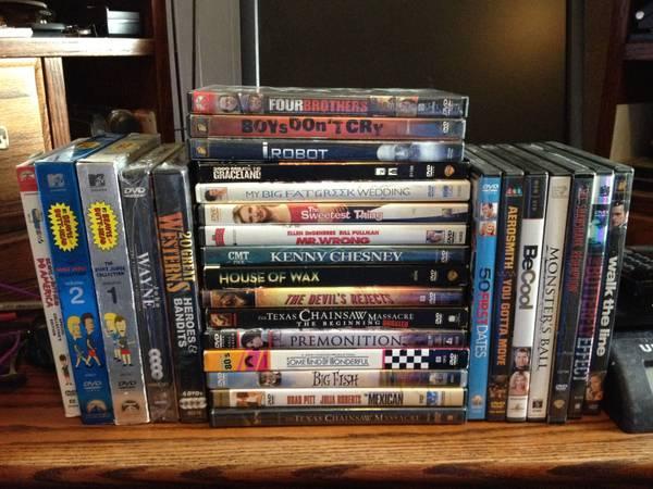 DVD Movies - $3