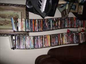 *******DVD MOVIES ******* - $3 (HOUSTON,77017)