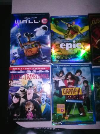 dvds - $4
