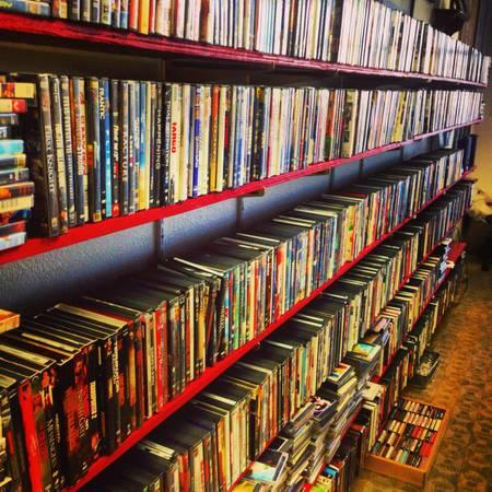 DVDs, Blu-rays, and VHS for sale at Miranda\'s Thrift Shop ...