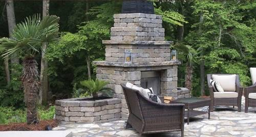 Dyi Outdoor Fireplace Kit For Sale In Dayton Ohio Classified