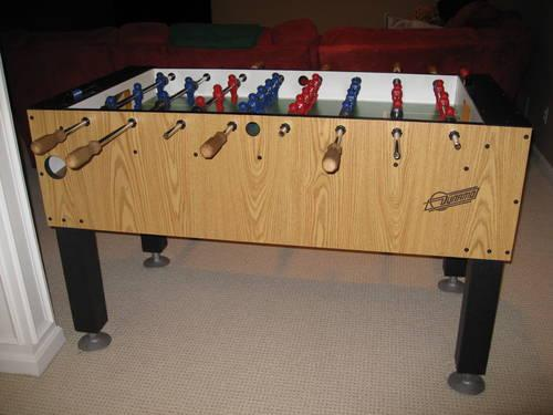 Highland Games Foosball Table For Sale In Ohio Classifieds Buy And - Highland games foosball table