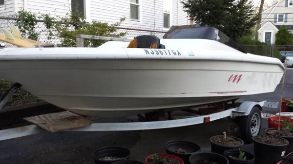 Dynasty jet boat minor work needed 2 stroke mercury for How inboard boat motors work