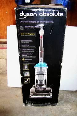 Dyson Dc17 Animal Absolute Asthma Amp Allergy Upright Vacuum