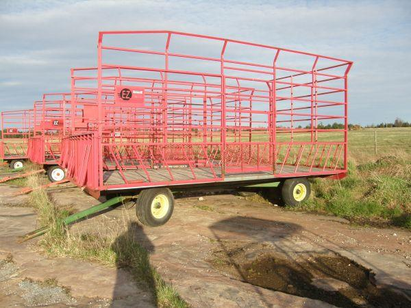 E z trail hay wagons alex bay for sale in watertown new