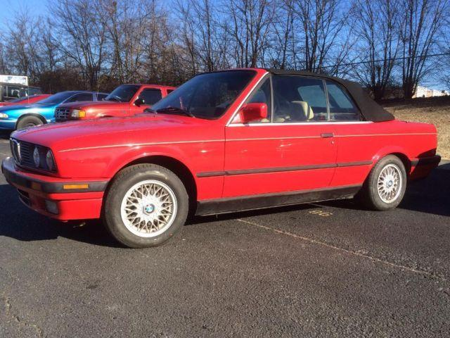 E30 1992 bmw 325is convertible e30 5spd classic for sale for 1992 bmw 325i power window problems
