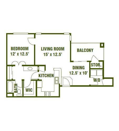 Park Ridge Apartments San Antonio