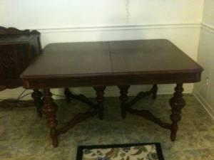 Early 1900s Dining Table