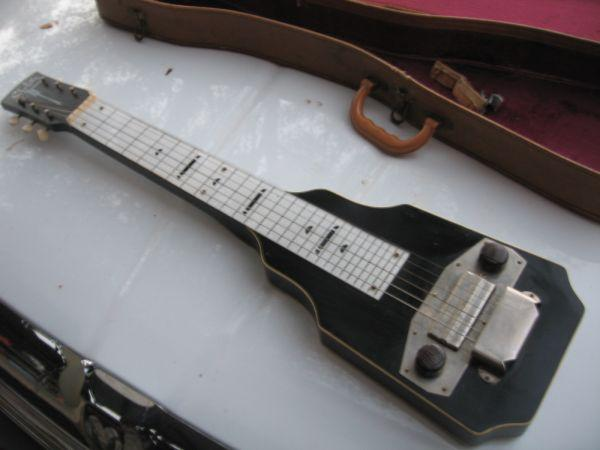Kay Vintage Guitar For Sale In California Classifieds Buy And Sell
