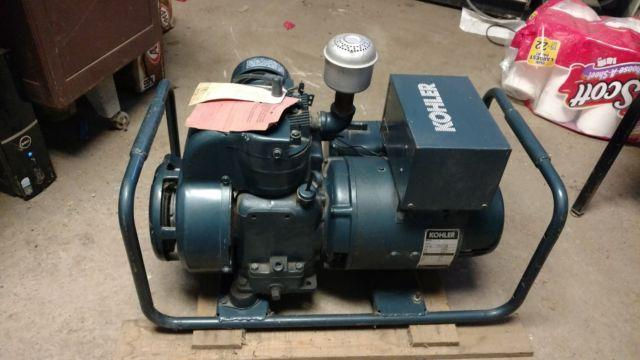 Early 80\'s Kohler Generator for Sale in Livingston, Wisconsin ...