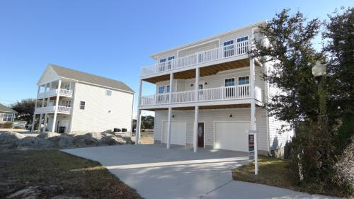 East Ocean View Just One House Off Beach 5br For Sale