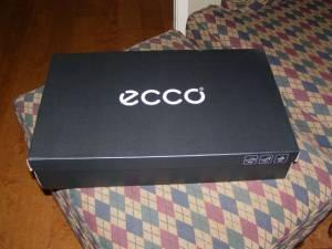 ECCO Hobart Buckle BOOTS-Brand New In Box/Never Worn -