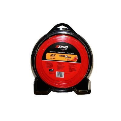 ECHO Cross-Fire 0.095 in. Premium Nylon Trimmer Line 1 lb. Pack
