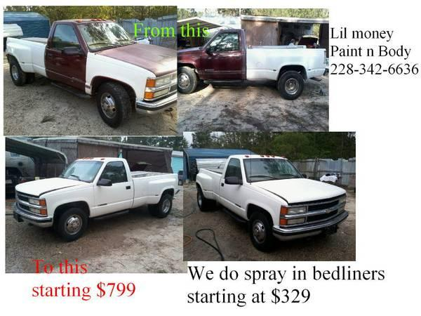 econo paint n body work starting at for sale in bay