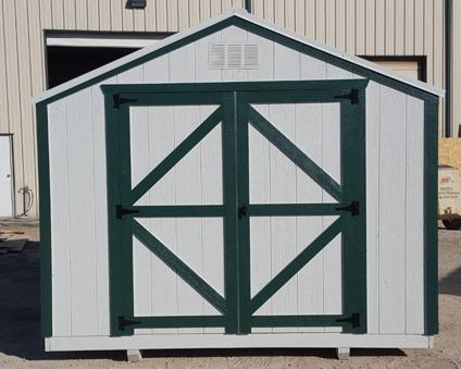 Economy wood Utility storage shed-10x12