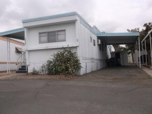 Ecv132 1 bed 1 bath mobile home for sale in el for 1 bed 1 bath mobile homes