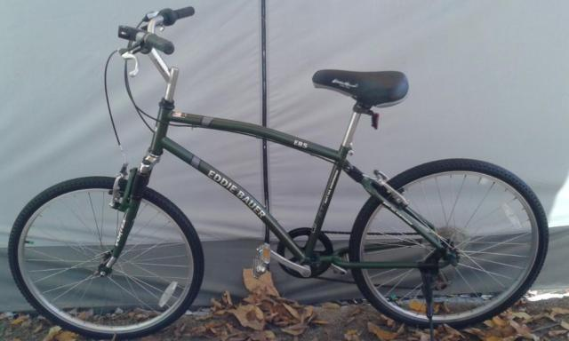 *Eddie Bauer 7-Speed Hybrid Bike - High Quality & In
