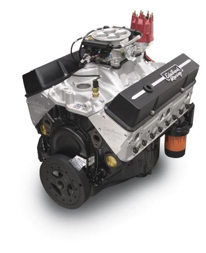 edelbrock estreet efi 350 c i d 331 hp crate engines for sale in san diego california. Black Bedroom Furniture Sets. Home Design Ideas