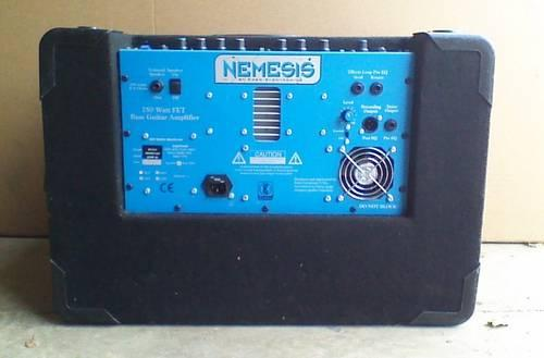 eden electronics nemesis bass guitar amp nc210 for sale in south bend indiana classified. Black Bedroom Furniture Sets. Home Design Ideas