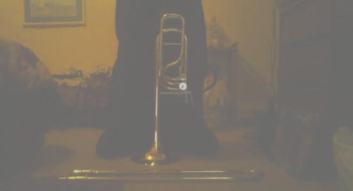 EF Durand Bass Trombone