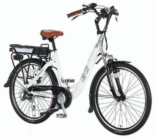 EG Athens 250 EX - City Step Thru Electric Bike