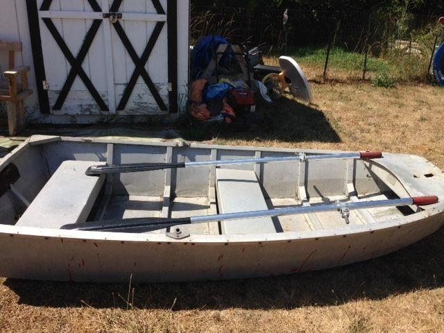 Eight Foot Row Boat