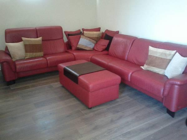 Ekornes Stressless Paradise Sectional For Sale For Sale