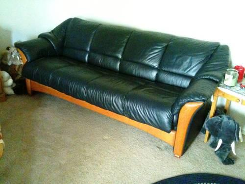 ekornes stressless recliner ottoman and oslo sofa for sale in
